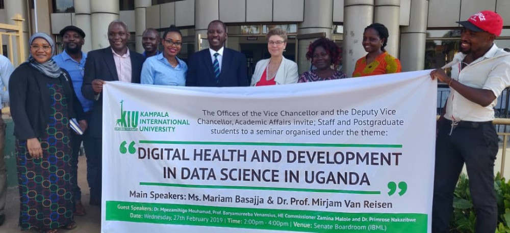 Digital Health And The Development Of Data Science In Uganda