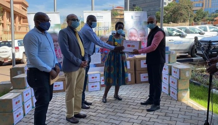 Fighting Coronavirus Together: Ministry Of Health Covid-19 Response Boosted With Drugs And Ppe