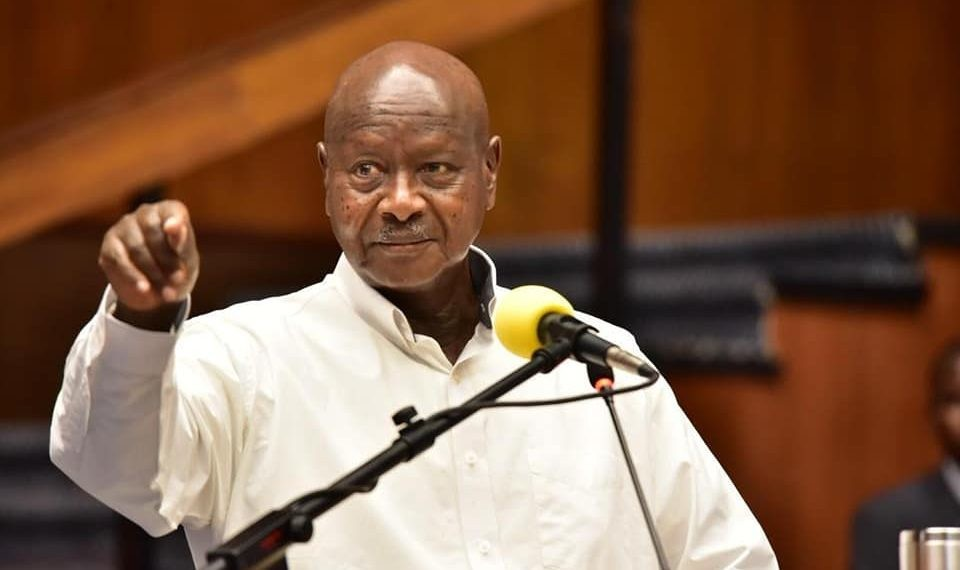 Heroes Day: President Museveni Warns On Covid-19 Deaths