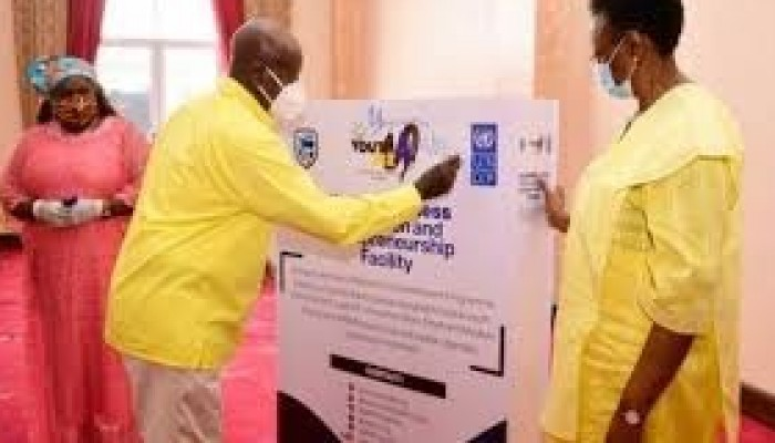International Youth Day Celebrations: President Museveni Launches Undp Funding Programme For Youth