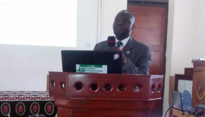 Kiu's Dr. Alone Kimwise's Experience At The 11th Annual Umu Research Conference