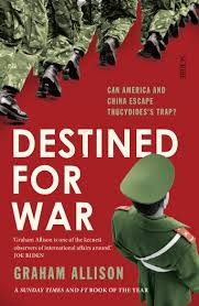 Kiu Book Club: Destined For War: Can America And China Escape The Thucydides