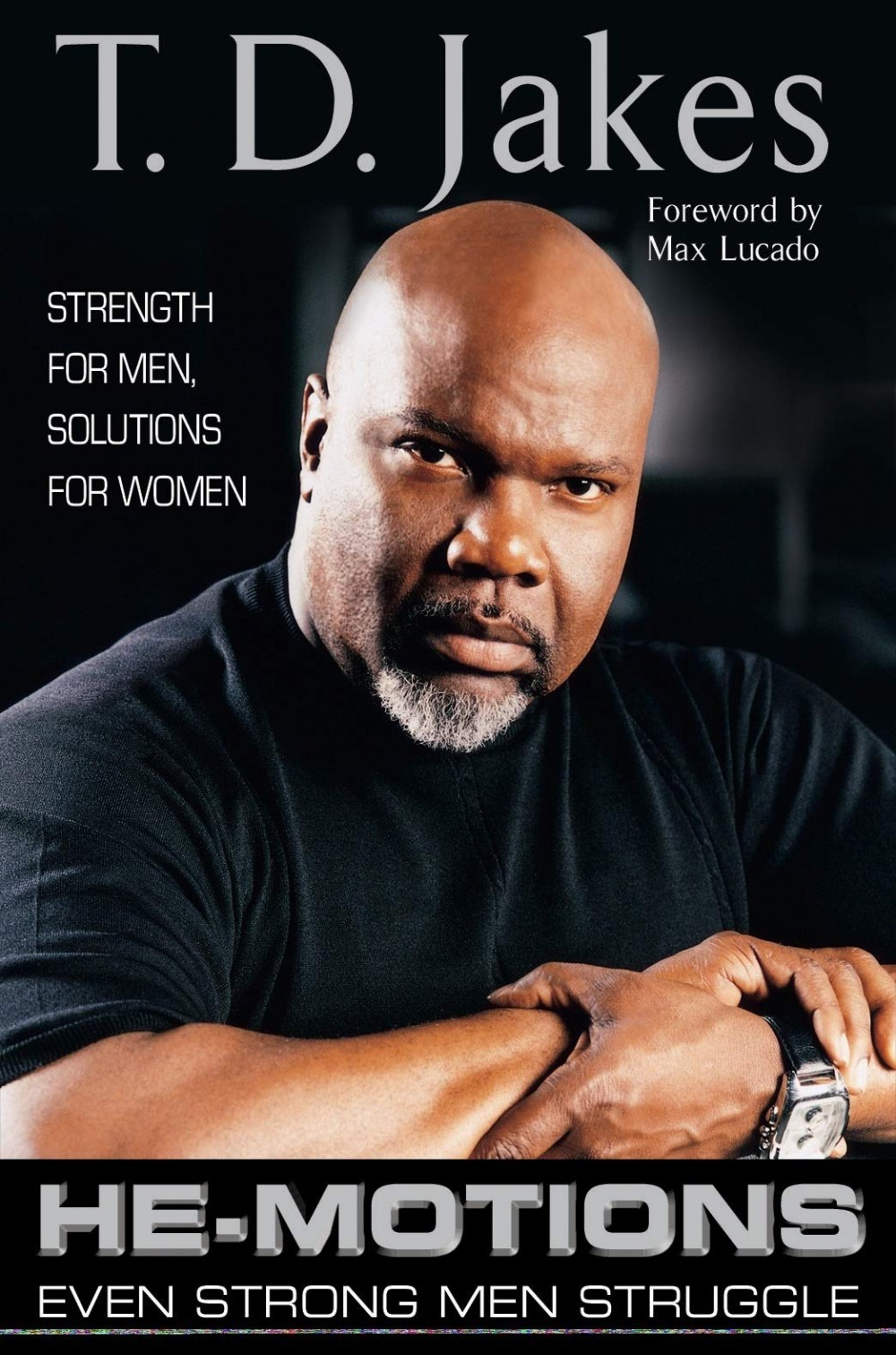 Kiu Book Club: He-motions By Bishop T.d.jakes