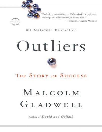 Kiu Book Club: Outliers By Malcolm Gladwell