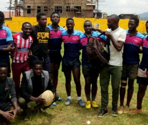 KIU Crows Stand Tall Against MUST in Western Rugby Regional League