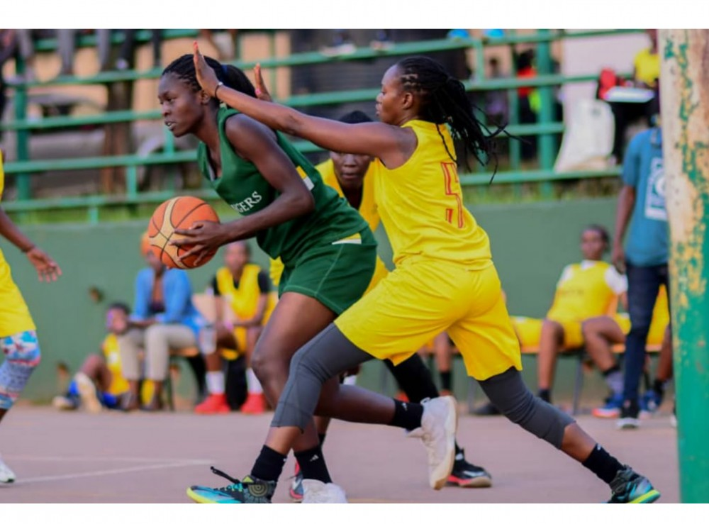 Kiu Explorer Of The Day: Akinyi Is Keeping Her Hoop Dreams Alive