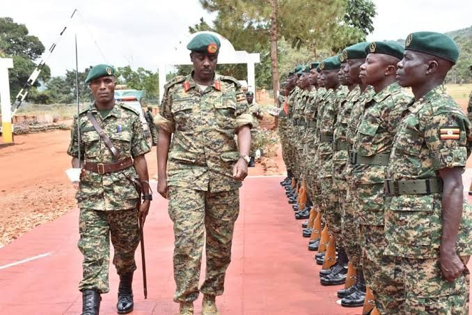 Kiu General News: Updf Vows To Protect Citizens Amidst Ongoing Riots