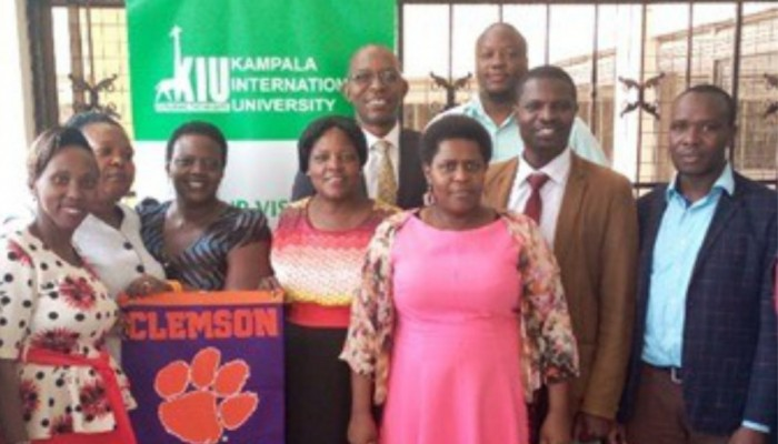 Kiu Partners With Clemson University For Service-learning Grant Funding