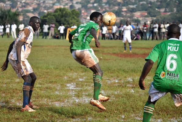 KIU Promotes  Talents Through the Inter-Faculty Soccer Games