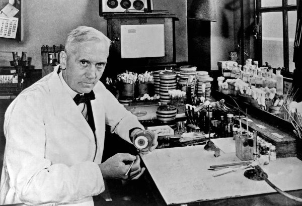 Medicine History: The Queer Story Of Sir Alexander Fleming's Discovery Of Penicillin