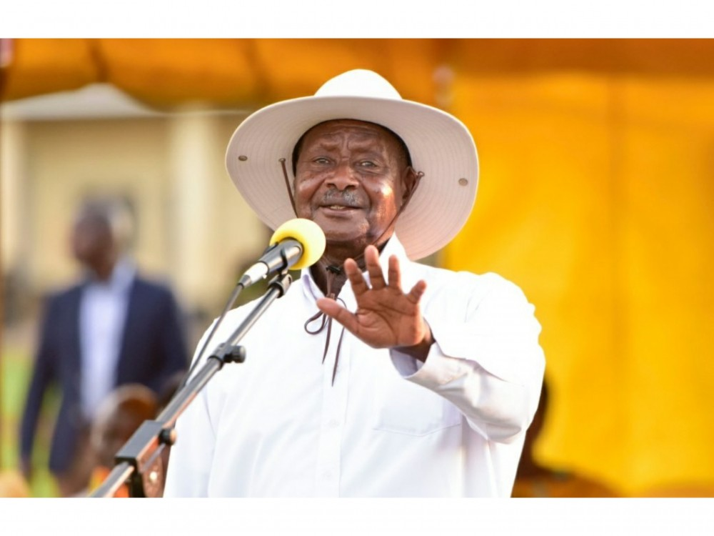 President Museveni Urges Ugandans To Persevere Through Covid-19 Times, Stressing Importance Of Movement Of Cargo