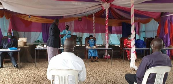 Staying Well Together: Ministry Of Health In Sensitization Drive Of Leaders And Communities On Covid-19