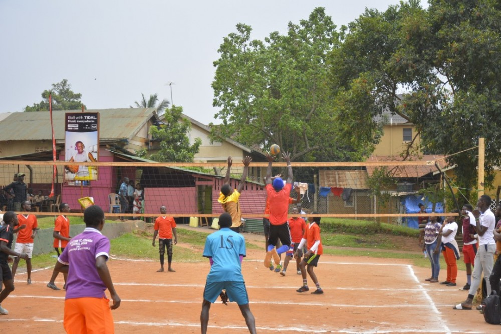 """teachers"" Emerge Defending Champions Of Kiu The Inter-faculty Games"