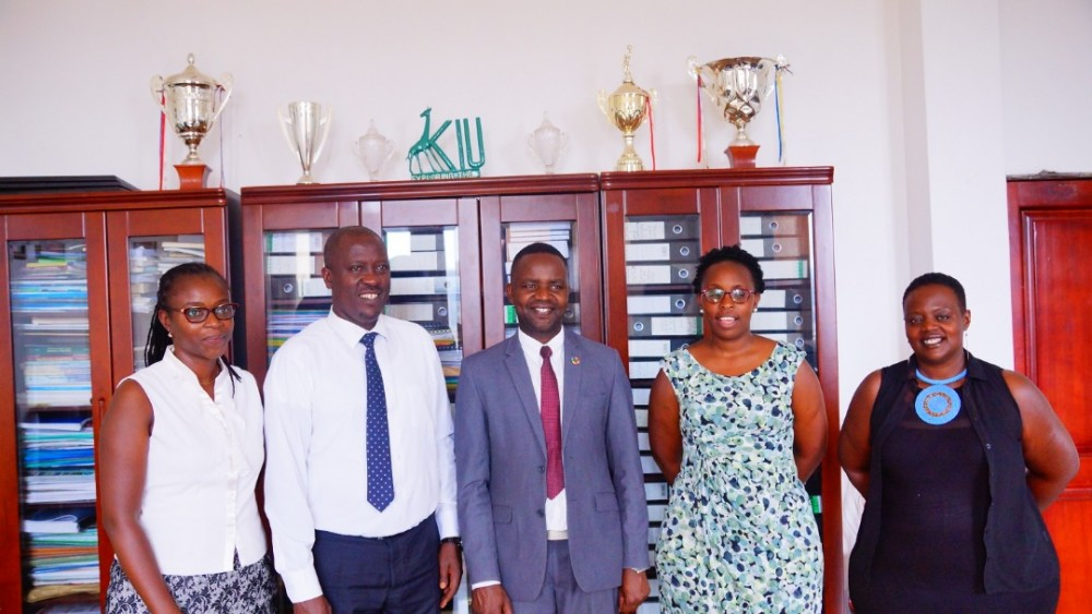 The Ministry Of Health And Kiu To Conduct Sensitization On Reproductive Health